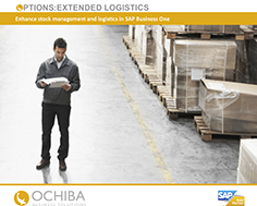 Ochiba OPTIONS Extended Logistics