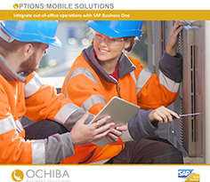 SAP Mobile Solutions brochure