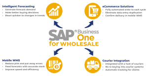 SAP Business One for the Wholesale Indsutry
